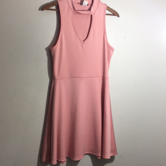 French Atmosphere Dresses & Skirts - Pink Dress